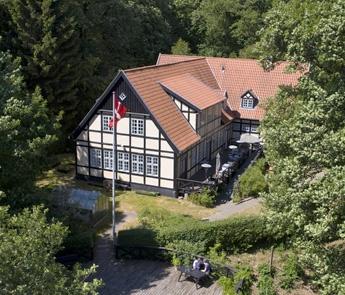 Niels Bugges kro og hotel v.Viborg Denmark.