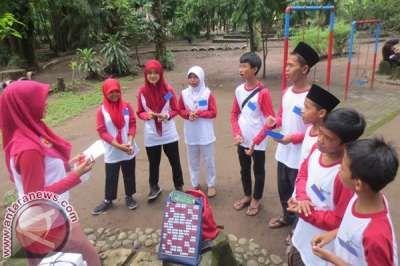 Perpustakaan Tanjung Pinang Tawarkan Belajar Di Luar Ruangan