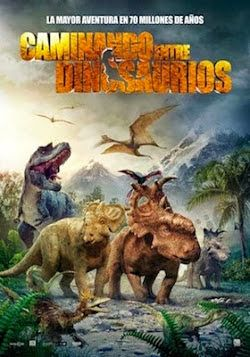 Caminando con dinosaurios online latino 2013 - Aventura, Cine familiar