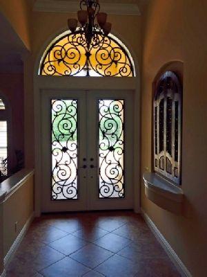 Best 25+ Wrought iron doors ideas on Pinterest | Iron front door ...