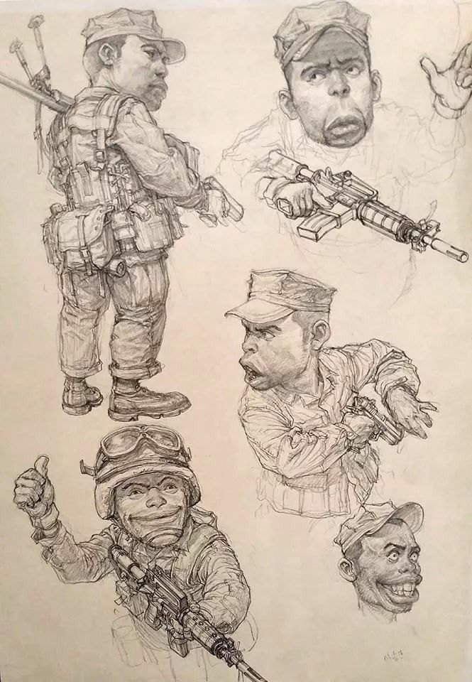 Character Design Career : Best images about kim jung gi on pinterest