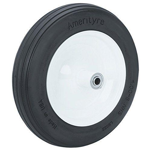 13 Flatfree Wheelbarrow Tire *** Read more at the image link.