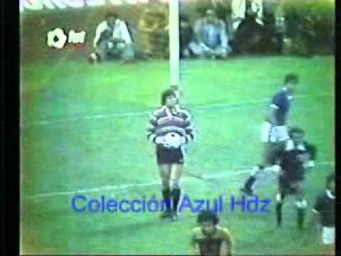 Cruz Azul 2 - Pumas 0. Final 78-79 Cruz Azul Campeón - YouTube