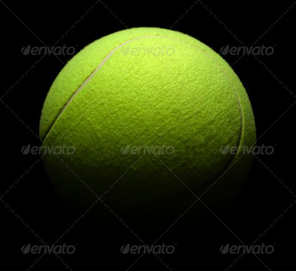 Tennis ball ...  ball, black background, bright, earth, elastic, felt, fibrous, fluorescent, geometric, globe, hollow, illuminated, isolated, moon, optic yellow, orb, sphere, sports, tennis, tennis ball, terrestrial globe, yellow