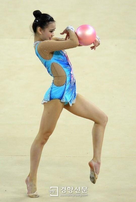 Asian Gymnast 29