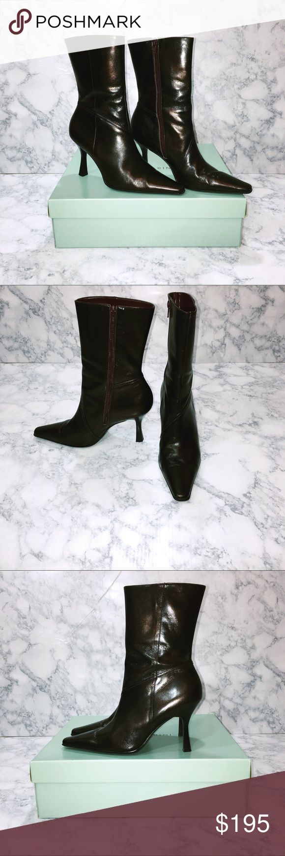 🌺🆕 Women's Cole Haan Nydia Tall Stretch Boots These Cole Haan Nydia Tall Stretch Boots in Dark Chocolate are beautiful, incredibly comfortable, and in EUC. These were my Mom's, although she hardly wore them. Made in Italy. Cole Haan Shoes Heeled Boots