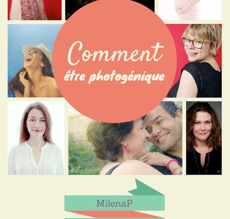 Comment être photogénique ? En tant que photographe de portrait je peux vous affirmer avec conviction que tout le monde est photogénique ou peut l'être !