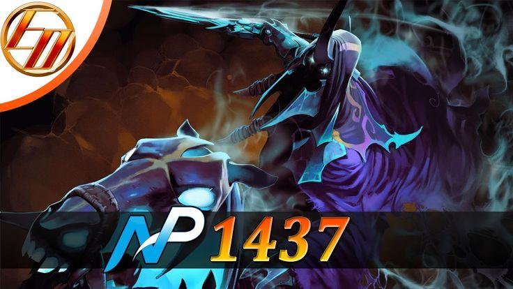 NP.1437  Abaddon  Dota 2 Pro Gameplay   Team NP