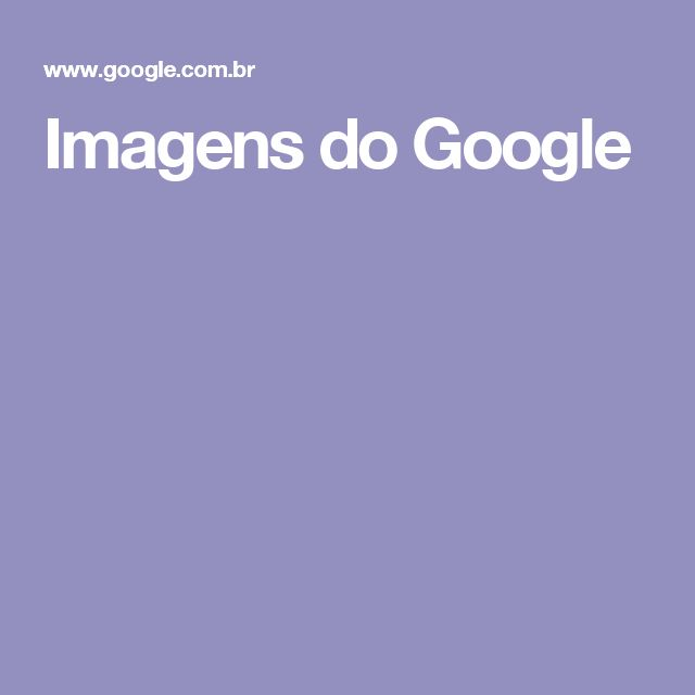 Imagens do Google