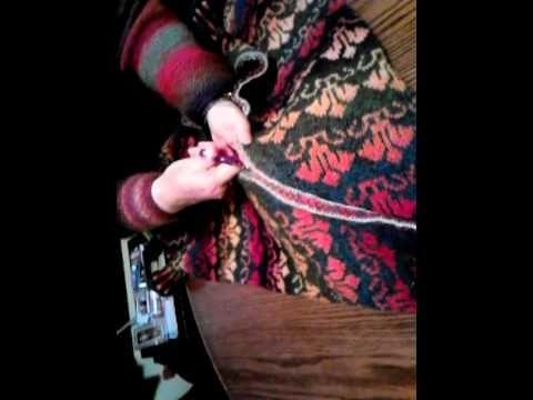582 best fair isle images on Pinterest | Knitting patterns ...