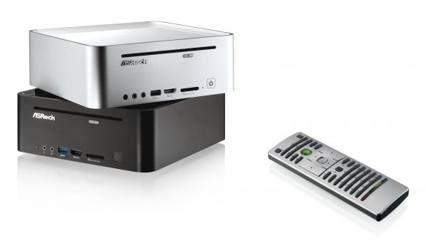 ASRock Vision X 471D : Mini PC, Core i7, HDD 2 To, AMD R9 M270X, Blu-ray...