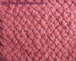 learn to knit Astrakhan fur