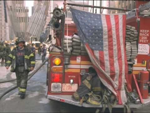 9 11 01 Firefighter Tribute