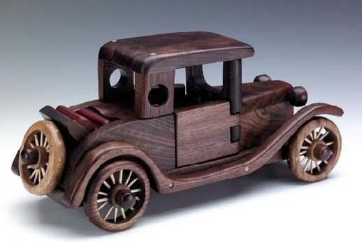 Collector's Series - Baldwin Toys Model A Rumbleseat