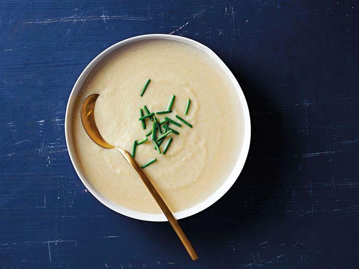 zupa krem z ziem