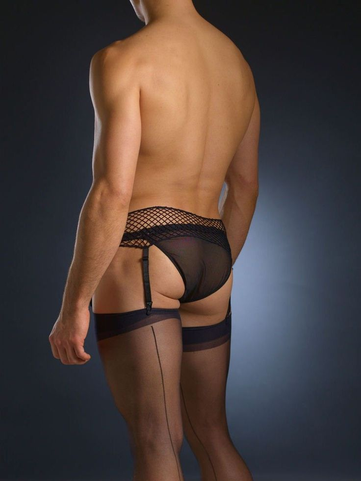 Nylon Stockings For Men 93