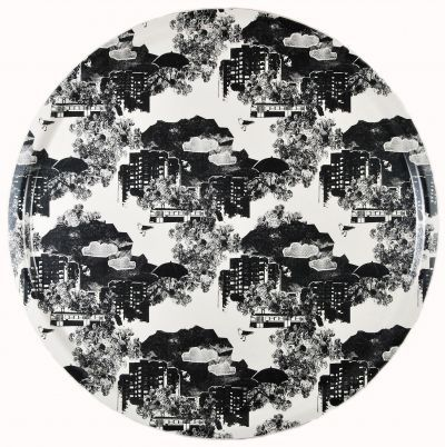 Mairo Kung Bore tray. Designed by Anna Backlund.