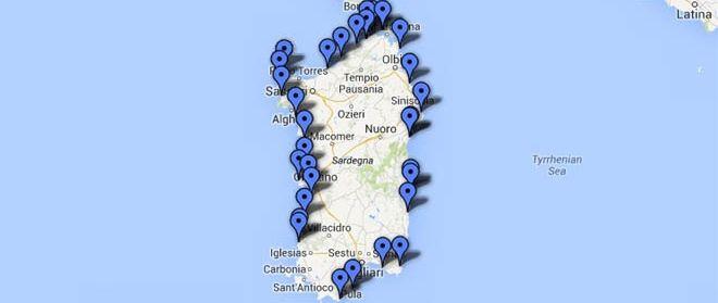 Le spiagge più belle sono in Sardegna :)