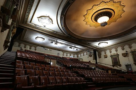 The Roxy Theatre, George Street, Parramatta