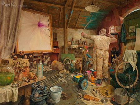 'Better luck next time' | Marius van Dokkum - prints available at Art Revisited