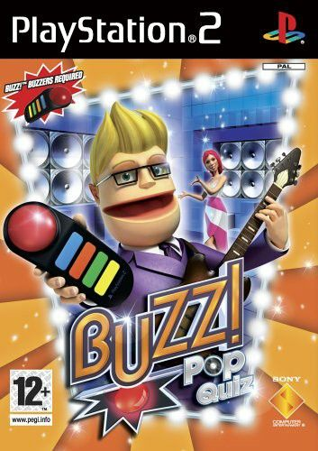 Playstation 2 Buzz!