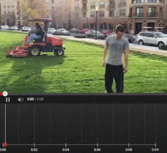 #YouTube Blur Tool Moves Beyond Faces to Moving Objects