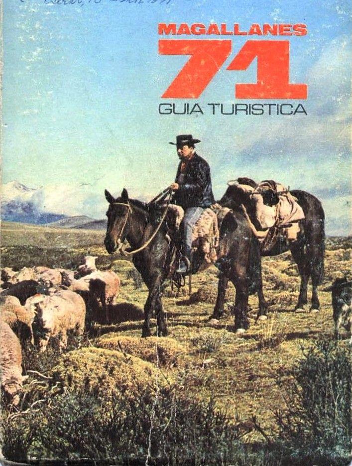 Magallanes 71 Guia Turistica