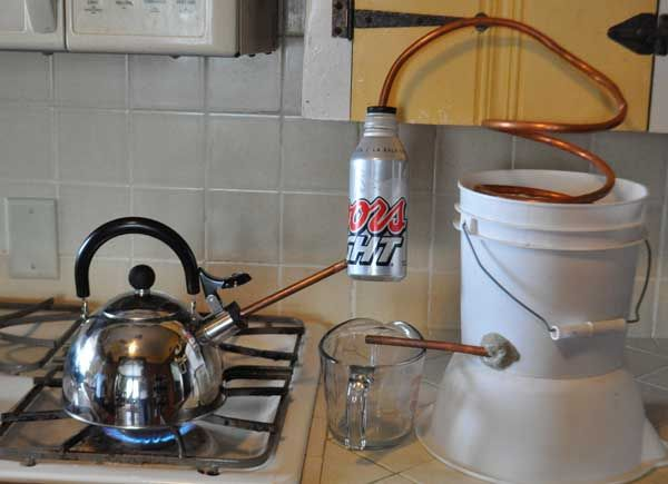 Tea Kettle Essential Oil Distiller ~ Cheryl's Delights
