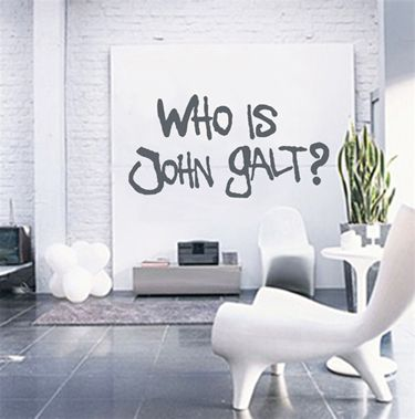 1000+ images about Who is John Galt? on Pinterest ...