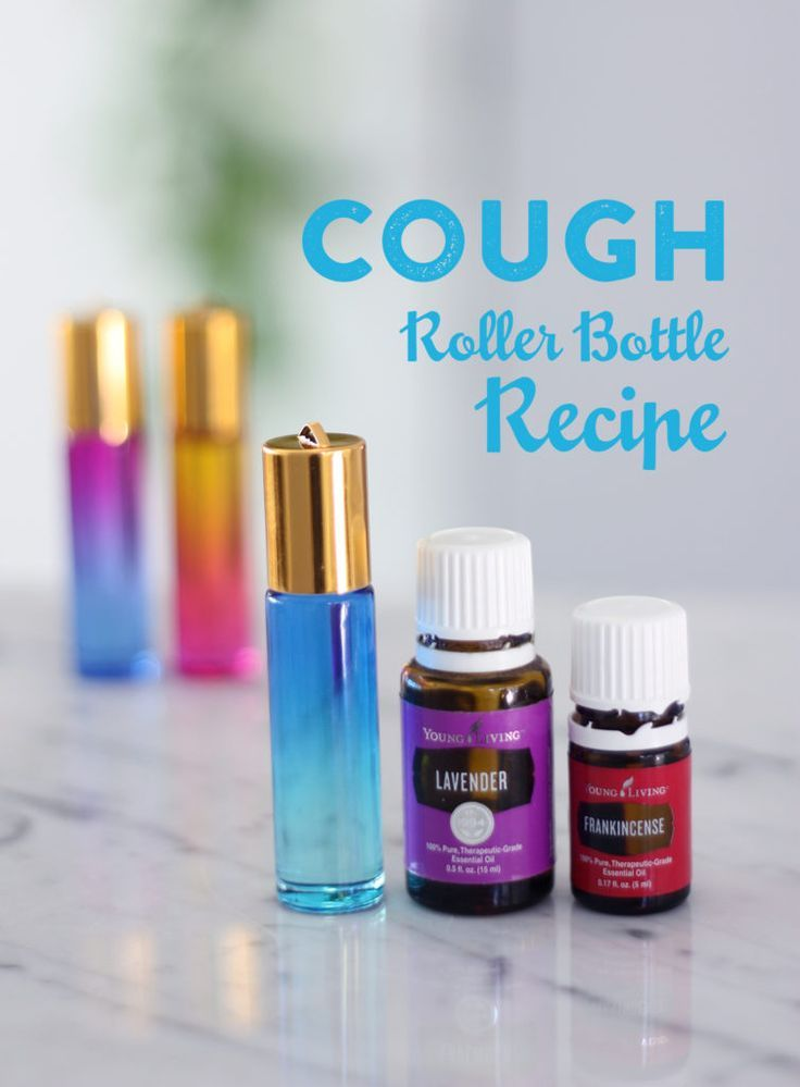 Essential Oils Recipes For Cough And Congestion Essential Oils