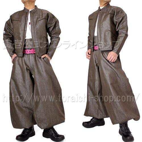 Toraichi 8140-308 2-type tobi jumper 8140-435 Cho-cho long do-tsuki pants
