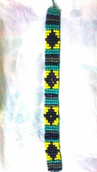 my new Bead work