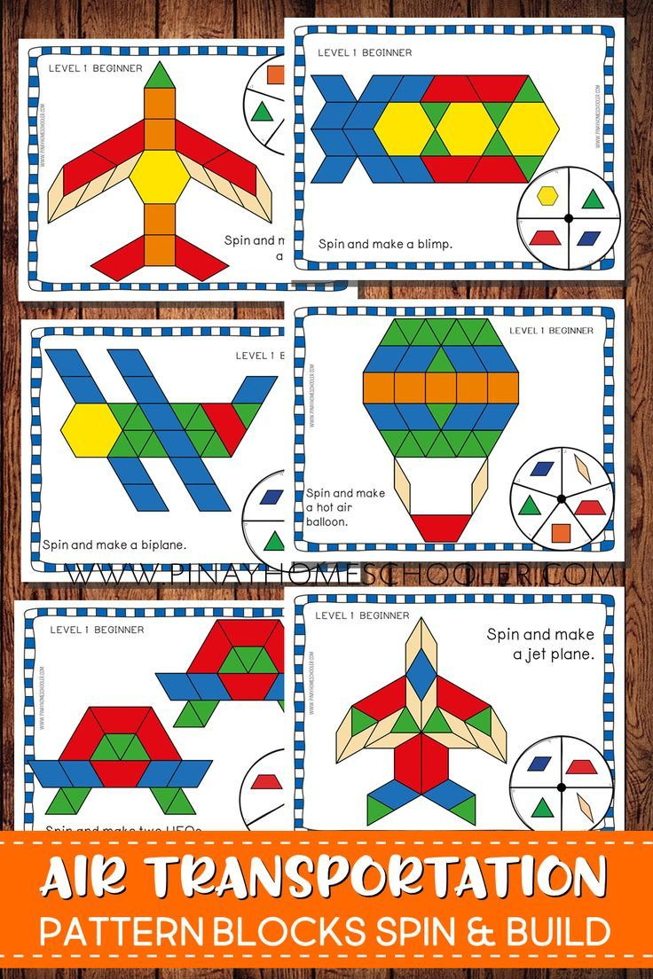Play Pattern Blocks Spin And Build To Create Beautiful Air Transportation Puzzle Pictu Transportation Preschool Transportation Theme Preschool Pattern Blocks [ 1104 x 736 Pixel ]