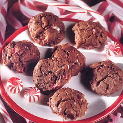 Chocolate-Peppermint Cookies - Diabetes-Friendly Desserts - Health Mobile