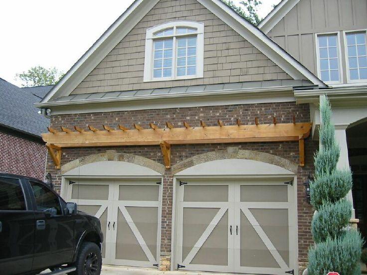 garage door trellis or arbors a frame garage arched doorway openeing arbor over