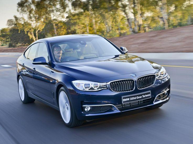 2013 BMW 320d Gran Turismo Luxury Line ZA