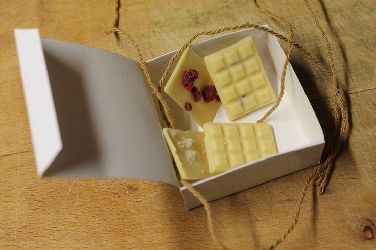 karamellizált fehér csokoládé házilag