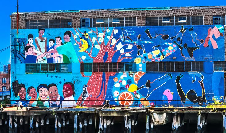 https://flic.kr/p/KgjRxv   Red Hook mural @ Dr Pepper Snapple Group   Nice mural by #Brooklyn #CruiseTerminal on #NYharbor side @ #DrPepperSnappleGroup building, across from #GovernorsIsland #ButtermilkChannel #AtlanticBasin #RedHook #Brooklyn #NYC #NY #NewYork #StreetArt #Snapple