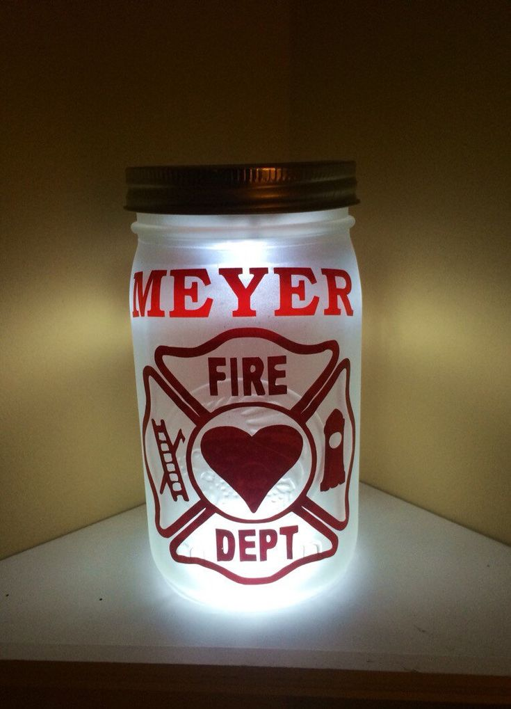 A personal favorite from my Etsy shop https://www.etsy.com/listing/260972265/firefighter-led-light-firefighter
