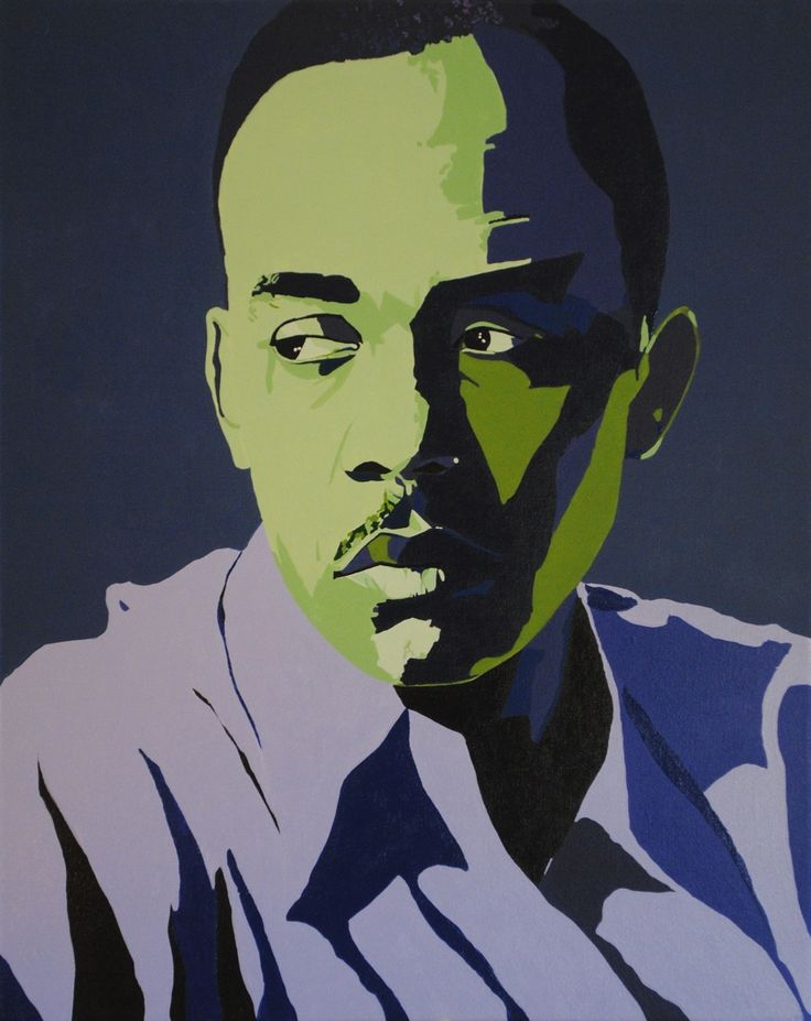 A report on the lifestyle and struggles of ralph ellison