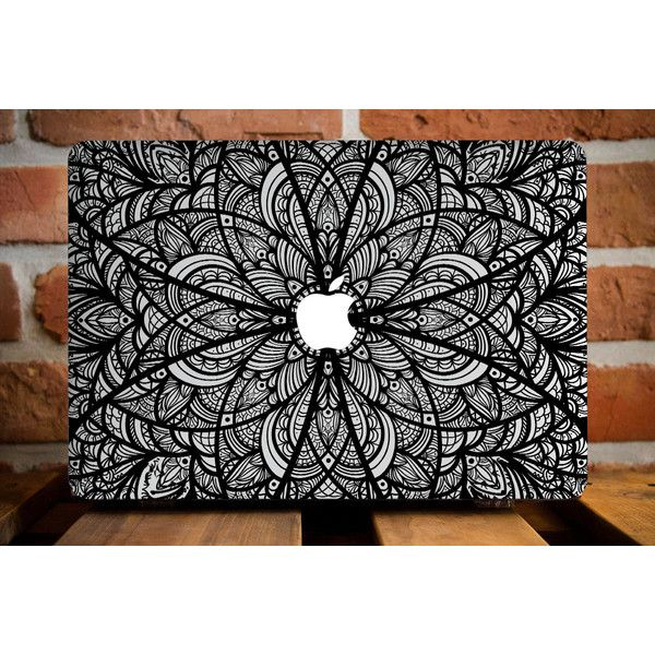 MacBook Pro Hard Case MacBook 12 Case MacBook Air 11 Cover Laptop... ($50) ❤ liked on Polyvore featuring accessories and tech accessories