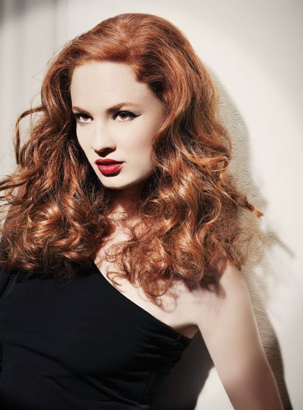 82 Best Purecolor  Red Images On Pinterest  Haircut -1439