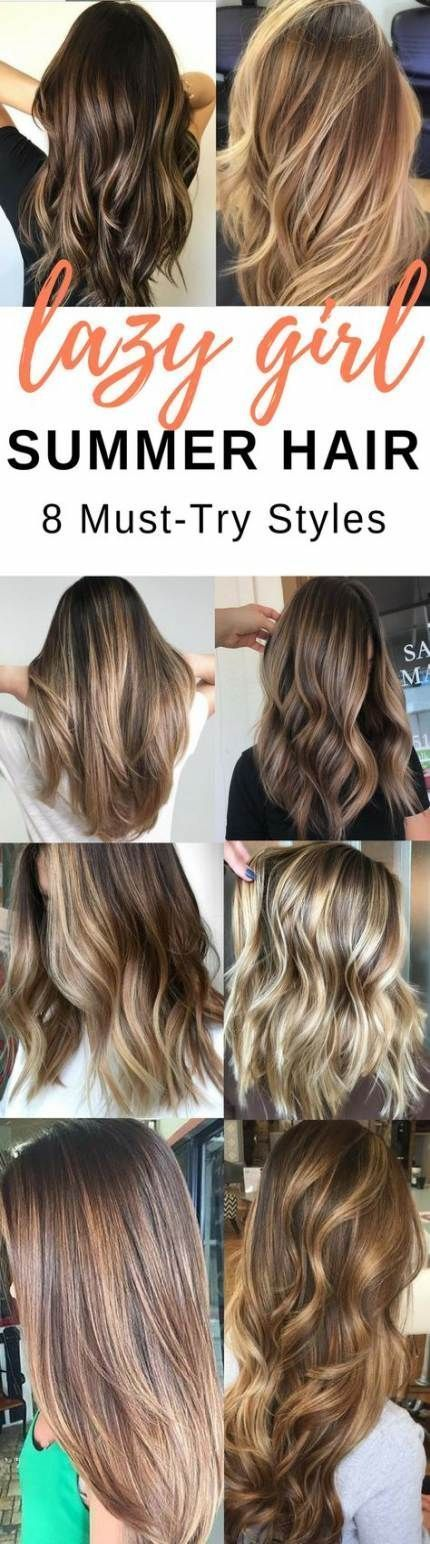 Hairstyles Summer Lazy Girl 50 Ideas For 2019 – #hairstyles #ideas #summer – #HairstyleLazyGirl - #hairs