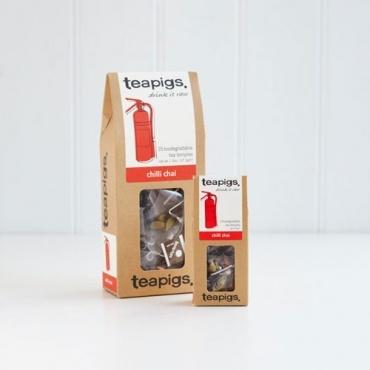 Chilli chai | Buy Black Tea Online - Best Black Teas UK - Black Tea Deals - Types of Black Tea | teapigs