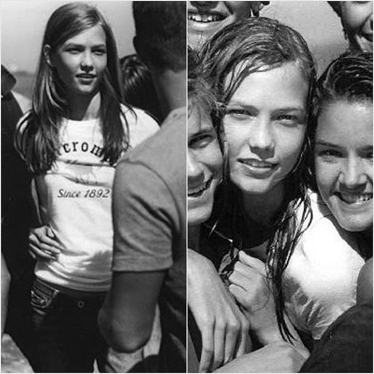 A young Karlie Kloss Stars Who Were Abercrombie Models | POPSUGAR Fashion#photo-36215728#photo-36215728#photo-36215728#photo-36215744