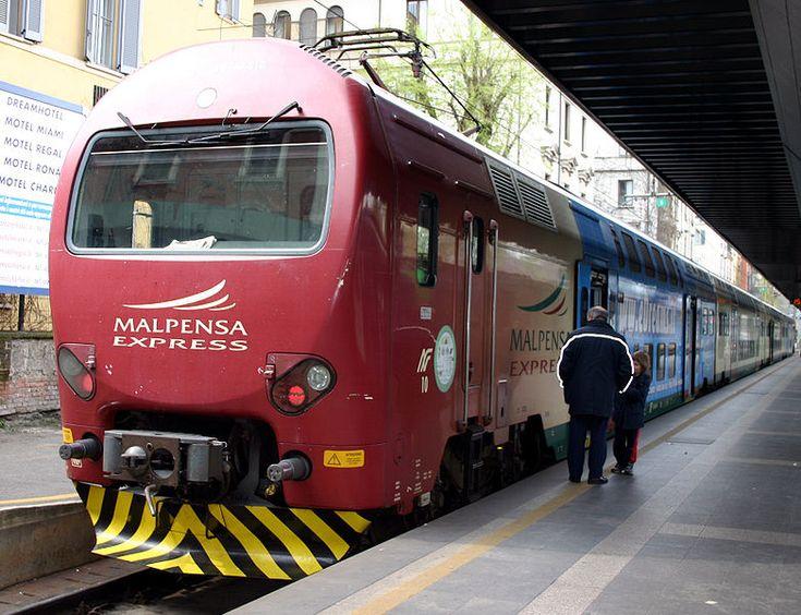 File:IMG 7512 - MI - Stazione Cadorna FN - Malpensa Express - Foto Giovanni Dall'Orto 31-Mar-2007.jpg
