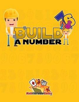 Build a Number: Whole Number Place Value Game https://www.teacherspayteachers.com/Product/Build-a-Number-Whole-Number-Place-Value-Game-1037630