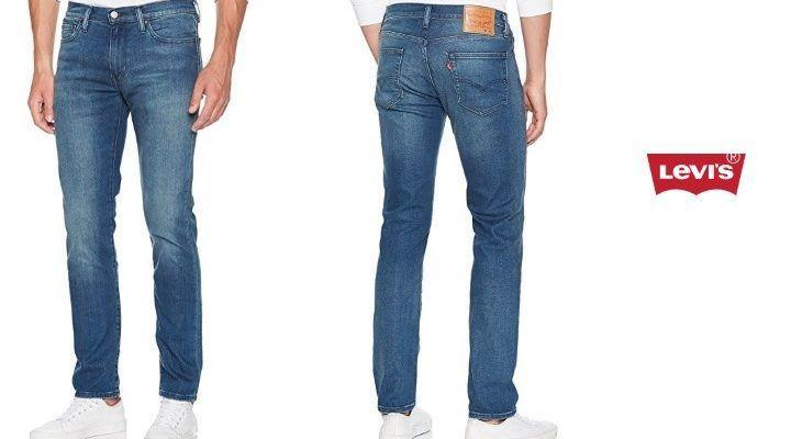 ae90397a18 Chollo! Pantalones vaqueros Levis 511 Slim Fit desde sólo 3990 (64 ...