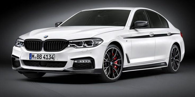 Nouveaux accessoires M Performance pour la BMW série 5