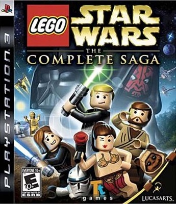 Lego Star Wars - The Complete Saga New Playstation3